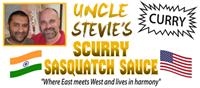 Uncle Stevie's Scurry Sasquatch Sauce