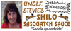 Uncle Stevie's Shilo Sasquatch Sauce