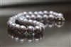 Pearl Necklace - Silver 11 mm