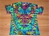 S M L Xl 2x 3x 4x 5x 6x Tie Dye Shirt, Kids, Adult, Plus size tie dye- Kaleidoscope Crush