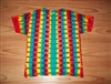 S M L Xl 2x 3x 4x 5x 6x DNA Tie Dye- Kids Adult Plus Size tie dye Shirt