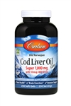 COD LIVER  OIL SUPER 1000 mg (250 softgels)