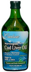 COD LIVER OIL Natural Flavor 500 ml