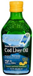COD LIVER OIL Lemon Flavor 250 ml