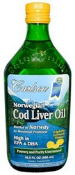 COD LIVER OIL Lemon Flavor 500 ml