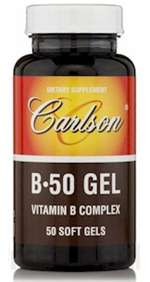 B-50 GEL (50 softgels)