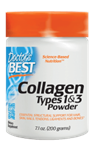 Collagen Types 1 & 3 Powder, 200 grams
