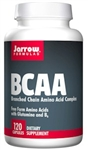 BCAAs (Branched Chain Amino Acids) with Glutamine (120 caps)