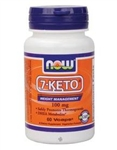 7-Keto 100 mg Vegicaps (60 ct)