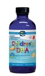 Children's DHA Liquid, 8oz