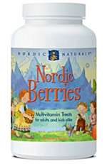 Nordic Berries (120 ct)