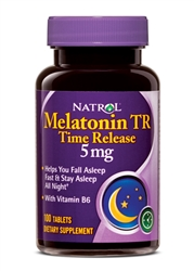 Melatonin Time Release 5 mg (100 tablets)