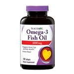 Natrol Omega-3 Fish Oil 1000mg 150 Softgels