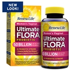 Ultimate Flora Women's Vaginal 50 Billion (60 caps)