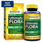 Ultimate Flora Senior Formula 30 Billion (60 caps)