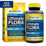 Ultimate Flora Extra Care 50 Billion (90 caps)