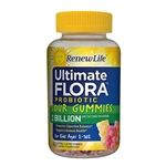 Ultimate Flora 3 Billion Probiotic Sour Gummies (60 Count)