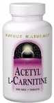 Acetyl L-Carnitine 250mg (60 tablets)