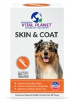 Healthy Skin & Coat, Chicken Flavored (60 Chewable Tablets)