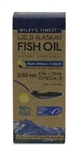 PEAK OMEGA-3 LIQUID FISH OIL (2150MG EPA+DHA PER SERVING), 25 SERVINGS