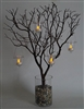 Manzanita Tree Kit, with Vase, Votives, Filler