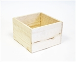 Small Slim Design container - Un-finished