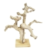 Freestanding Grapewood Tree With Stand