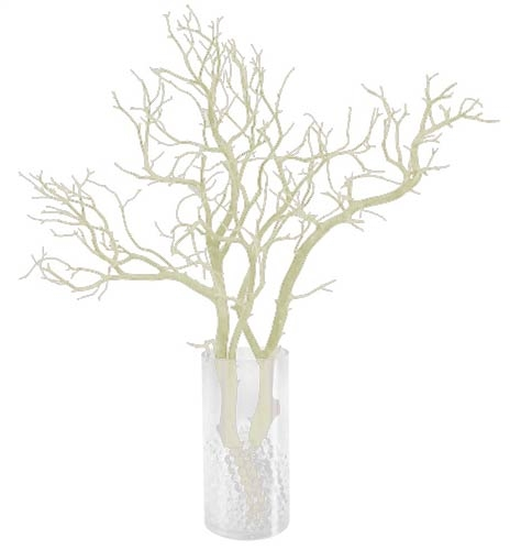 Sandblasted Manzanita Branch Party Pack - 12 Complete Centerpieces (Shipping included!)