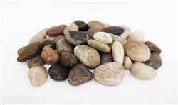 River Stones, muli-color