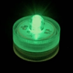 Submersible LED Light, Green