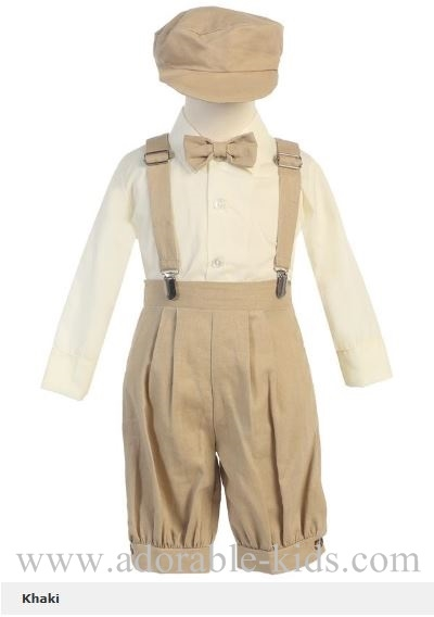 Boys Dress shirt Ivory - Sudbury