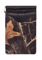 black with mossy oak pockets