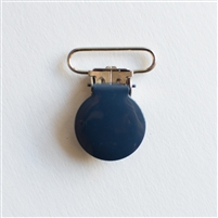 Elastic Double-Ended Clip - Royal Blue