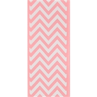 Ribbon - Chevron, Pink