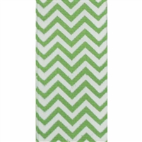 Ribbon - Chevron Green