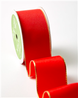 Ribbon - Red/Gold