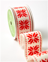 Ribbon - Red Nordic