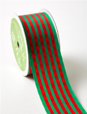 Ribbon - Red/Green Plaid