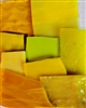 Assorted Yellow Stained Glass