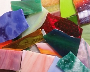 Assorted Stained Glass