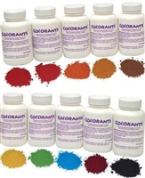 Mosaicstone Colorants