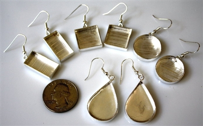 Deep Well Earrings