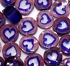 Heart..V77..9-10mm..NEW!