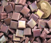 Metallic Mini Tiles..Lavender..3/8""