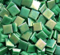 Metallic Mini Tiles..Shamrock..3/8""