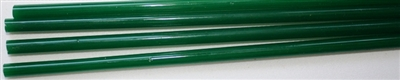 Rods..13-Translucent Pine Green..5-6mm