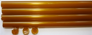 Rods..16-Dark Chartreuse Yellow..14-16mm