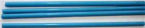 Rods..20 - Opaque Turquoise..5-6mm