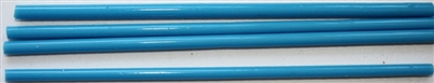 Rods..20-Alabaster Opaque Turquoise..5-6mm
