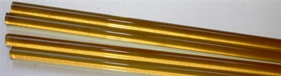 Rods..21-Transparent Dark Yellow..6-7mm